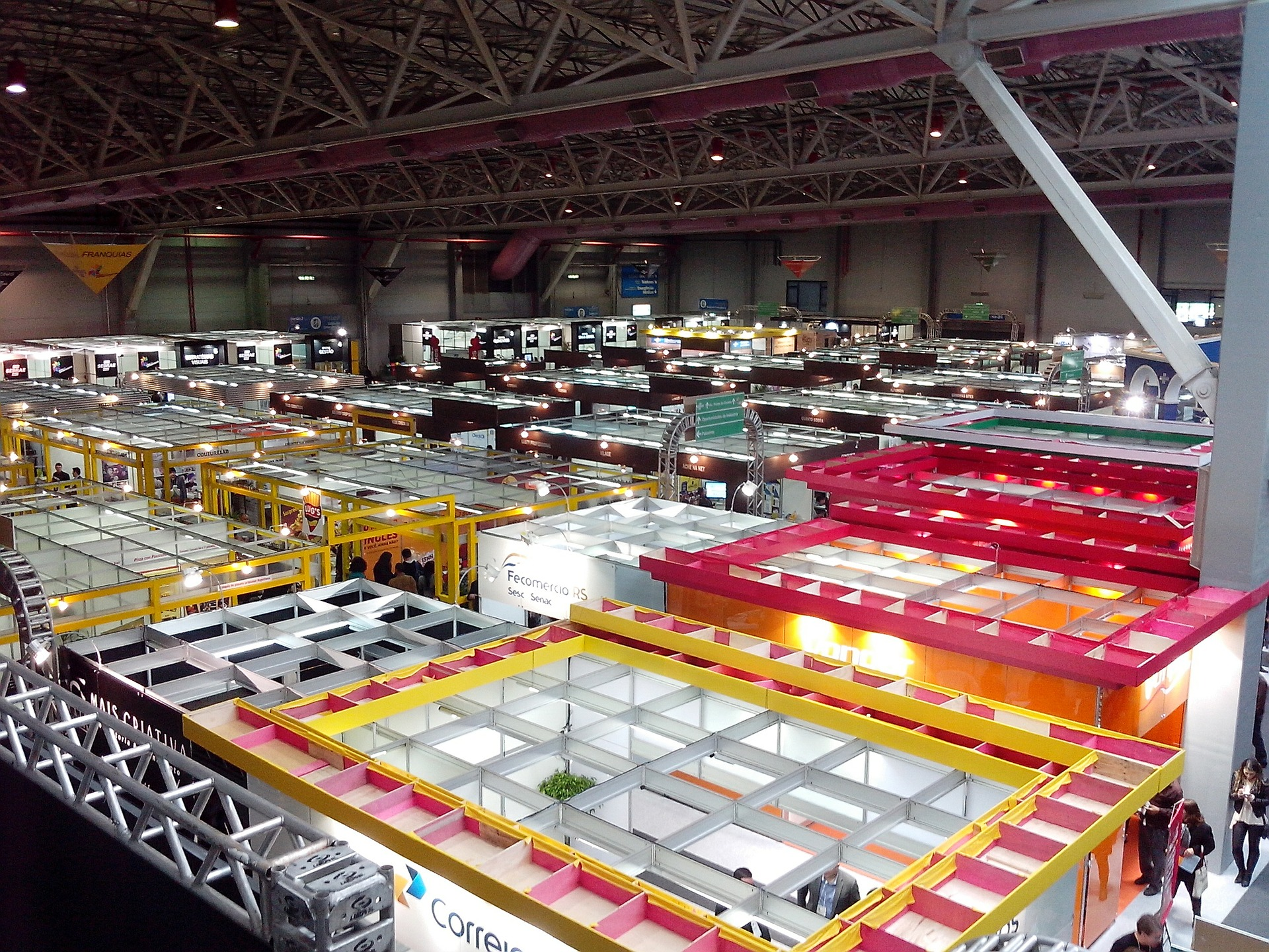Event, Exhibition, Trade Show