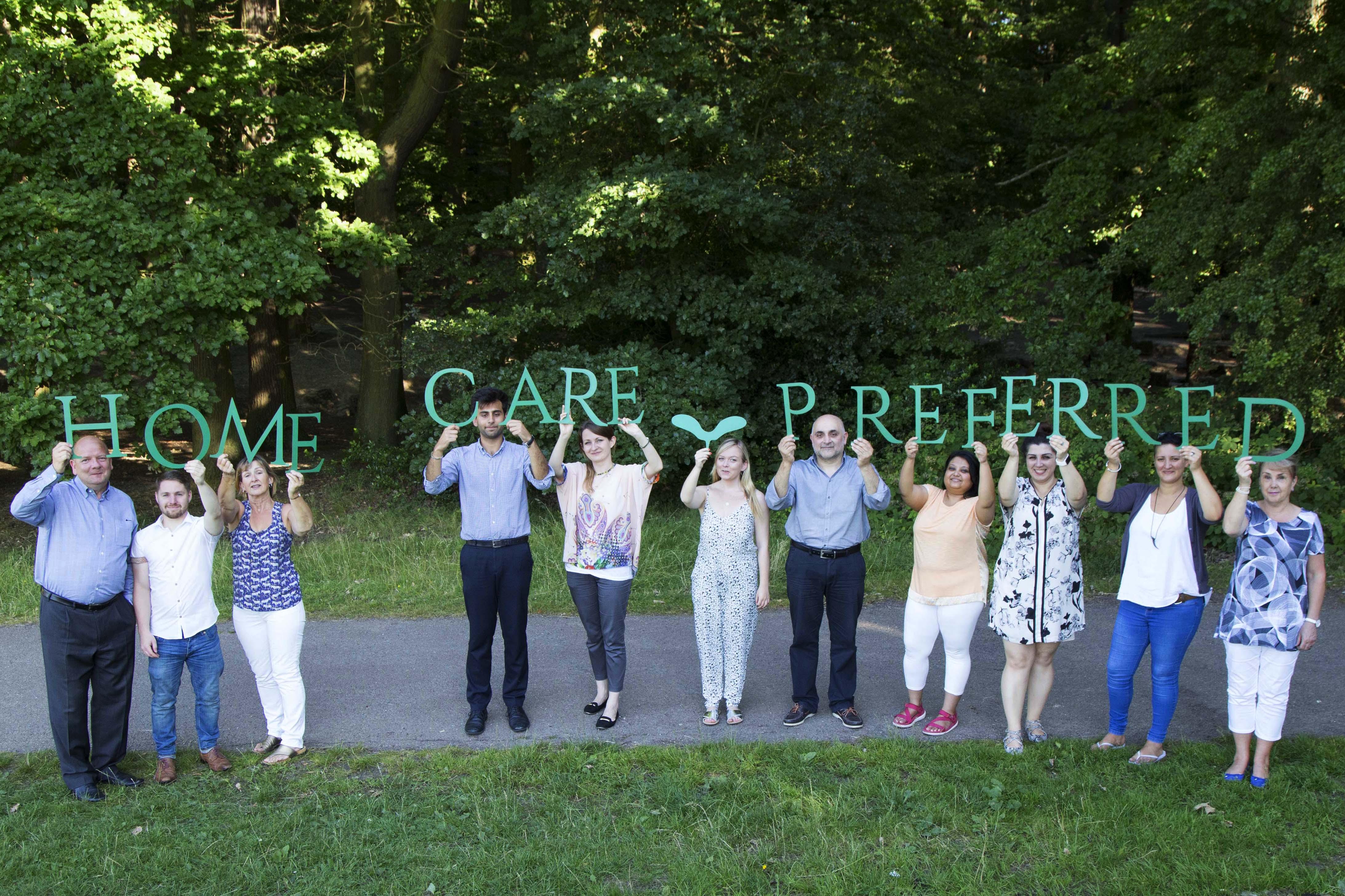 Home Care Preferred Team